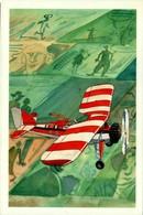 FERRANDEZ - Survol - Avions