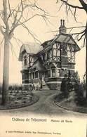 Château De Tribomont - Maison De Garde (animée, Phototypie Achille Van Nieuwenhuyse) - Pepinster
