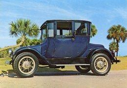 Detroit Electric   -  1918   -  Carte Postale - Turismo