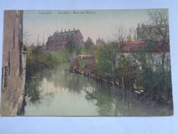 Réf: 100-5-200.           LOUVAIN   La Dyle    Rue Des Marais   ( Colorisée ) - Leuven