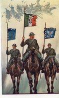 ASSOCIAZIONE DELL'ARMA DI CAVALLERIA - NON VIAGGIATA - Reggimenti