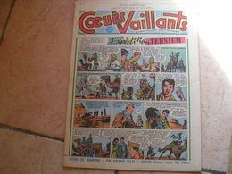 """COEURS VAILLANTS   N° 42  """" EXPEDITION TERNIUM """"   -   OCTOBRE  1955 - Zeitschriften & Magazine"""