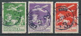 Dänemark Nr. 143-145 (2. Wahl) Michel 120,00 Euro - 1913-47 (Christian X)