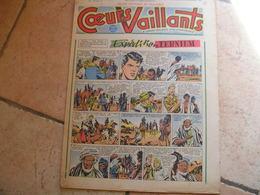 """COEURS VAILLANTS   N° 46  """" EXPEDITION TERNIUM """"   -   NOVEMBRE  1955 - Magazines Et Périodiques"""