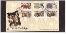 NZFDC247 - WANGANUI   10,.3.1999   /  FDC Y.T. Nr.  1690/1695   (  CAT.  A.C.S.  Nr. 1549/1554   ) - FDC