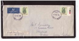 NZFDC260 -  Christchurch  19,.3.196  /  FDC   S.G. Nr. 874 - FDC
