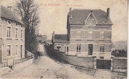 Bousval - Vue Du Presbytère - Edit. E. Misse Wavre N° 15 - Genappe