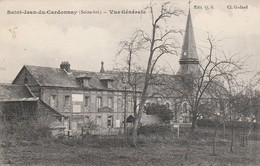 76 - SAINT JEAN DU CARDONNAY - Vue Générale - France
