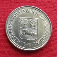 Venezuela 50 Centimos 2007 Y# 92 Lt 194 - Venezuela