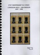 CONGO - BOOK - LIVRES - TAVANO 2015 -  Etat Indépendant Du Congo -  Emission MOLS 1894-1908 - Belgian Congo