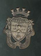 Epingle De Cravate - Vesoul - 14.15 Aôut 1922 - Fédération De Franche Comté Et Du Territoire De Belfort - Militaria