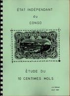 CONGO - BOOK - LIVRES - FRENAY 1993 - PLANCHAGE - MOLS 10c - Belgian Congo