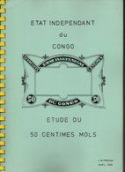 CONGO - BOOK - LIVRES - FRENAY 1990 - PLANCHAGE - MOLS 50c - Belgian Congo