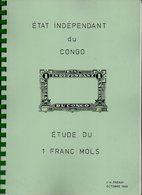 CONGO - BOOK - LIVRES - FRENAY 1989 - PLANCHAGE - MOLS 1F - Belgian Congo