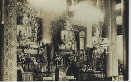 CARTE PHOTO  ASIE - ASIA - BOUDDHA - A IDENTIFIER - CARD PHOTO - Non Classés