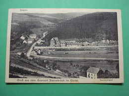 Steinebruck Im Ourtal Sankt Vith - Saint-Vith - Sankt Vith