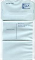 "1980 ""Aérogramme""   17 F  FR - Stamped Stationery"