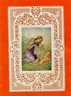 CANIVET - JESUS ET ANGE - - Images Religieuses