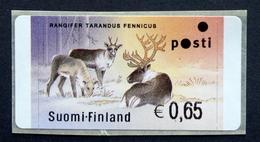 Finland  2003  ATM Minr. 40, Set    ( Lot F 1467 ) - Automatenmarken (ATM/Frama)