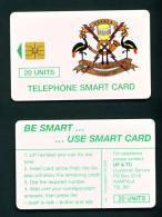 UGANDA - Chip Phonecard As Scan (Issue 50,000) - Uganda