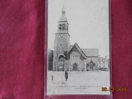 CPA - Val-d'Izé - Ancienne Eglise Du XVe Siècle Servant De Mairie - Autres Communes