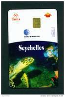 SEYCHELLES - Chip Phonecard As Scan - Seychellen