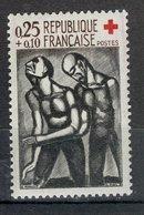 France 1961 - Neuf ** - Y&T N° 1324 - Reproduction D'oeuvres De Rouault - Croix-Rouge - Nuevos