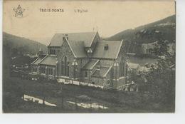BELGIQUE - LIEGE - TROIS PONTS - L'Église - Trois-Ponts