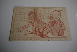 BRUAY  EN  ARTOIS    AU  CINE  PALACE  DE  BRUAY  LES  MINES   PUBLICITE - France