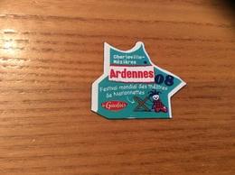 """Magnet Département Le Gaulois """"08 ARDENNES"""" (marionnette) - Magnets"""
