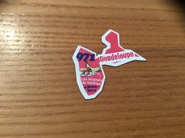 """Magnet Département Le Gaulois """"971 Guadeloupe"""" (beignets De Bananes) - Magnets"""