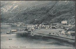 Fra Hellesylt, Söndmör, C.1910s - Ole Skarbö Postkort - Norway