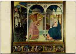 Fra Angelico - Lo Anunciacion - Museo Del Prado - Pintura & Cuadros