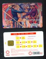 PHILIPPINES - Chip Phonecard - Philippines