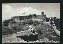 Enna - Castello Di Lombardia Dalla Rupe Di Cerve [AA36 5.139 - Italie