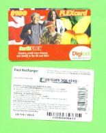 JAMAICA - Remote Phonecard As Scan - Giamaica