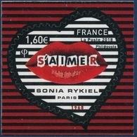 1515 St Valentin  - Coeur De Sonia Rykiel -  50 Gr Neuf  ** PRO 2018 + - Frankreich