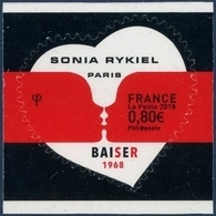 1514  St Valentin  - Coeur De Sonia Rykiel  20 Gr Neuf  ** PRO 2018 + - Frankreich