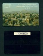 YEMEN - GPT Magnetic Phonecard - Jemen