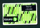 GHANA - Remote Phonecard As Scan - Ghana