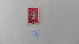 Afrique > Angola :timbre N° 309 Oblitéré - Angola