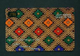 BRUNEI - Magnetic Phonecard As Scan - Brunei