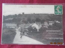 CPA - Pocé - Le Village De La Mazères Et La Côte - Autres Communes