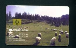 ROMANIA - Chip Phonecard As Scan - Rumänien