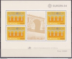 Portugal - Mi.Nr. Block 43 - Postfrisch MNH - Europa CEPT - Blocks & Sheetlets