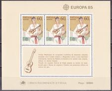 Portugal Madeira - Mi.Nr. Block 6 - Postfrisch MNH - Europa CEPT - Madeira