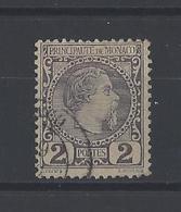 MONACO. YT  N° 2  Obl  1885 - Monaco