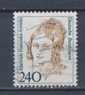 Duitsland/Germany/Allemagne/Deutschland 1988 Mi: 1392 Yt: 1224 (Gebr/used/obl/o)(4280) - [7] West-Duitsland