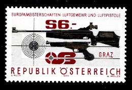 AUTRICHE 1979  Mi.Nr.: 1599 Europameisterschaften Im...  Neuf Sans Charniere-MNH-Postfris - 1971-80 Neufs