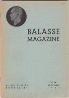 BALASSE MAGAZINE N° 24    (d Autres N° Disponibles Contactez Moi ) - Français (jusque 1940)